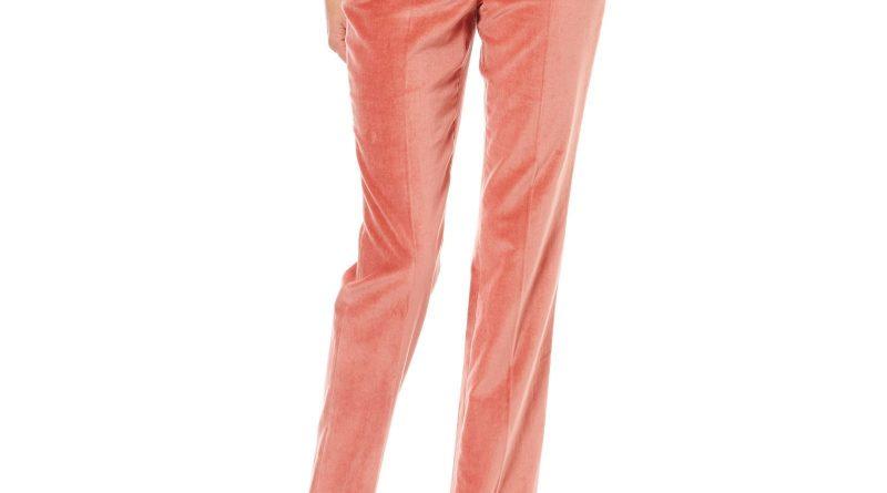 Pantalon en velours : pourquoi on adore la tendance de cette hiver