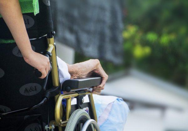 aide personne âgée
