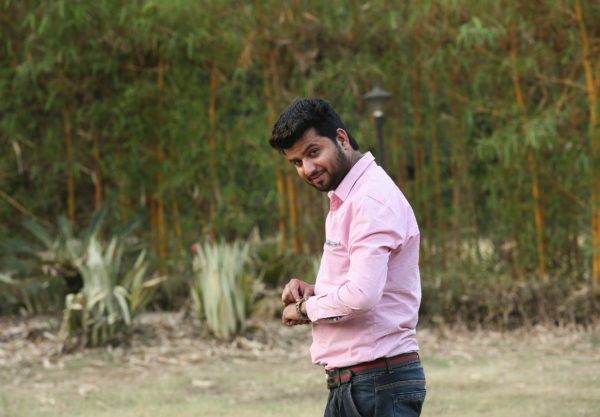 Chemise rose homme