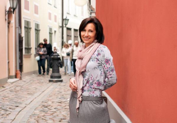 Mode femme à 40 ans
